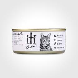iti 紐西蘭天然貓罐 雞肉 85g
