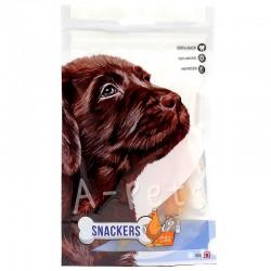 Snackers 美味牛奶雞肉切片 80g 到期日: 25/3/2021