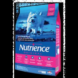 Nutrience 雞肉糙米 小型成犬乾糧 2.5kg x2包優惠