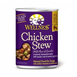 Stew 鮮汁燴雞  (12.5安士) Wellness