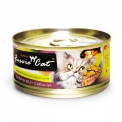 Fussie Cat 吞拿魚+ BB蜆 罐頭