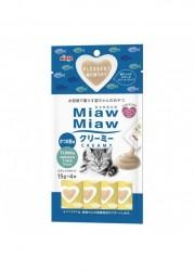 Miaw Miaw 吞拿魚及煙吞拿魚味肉醬 15g x4