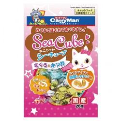購物滿$300, 可以以$15 換購 <<Cattyman 吞拿鰹魚粒貓小食 (20粒)>>
