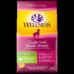 Wellness Complete Health 小型成犬專用配方4磅