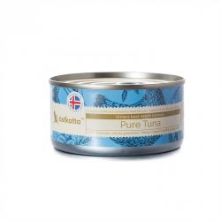 Astkatta 泌尿友善系列 - 白鰹吞拿魚 主食貓罐頭 80g (藍色) x24罐優惠