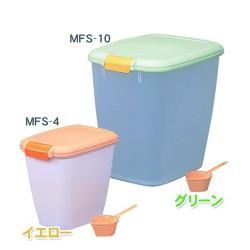 IRIS MFS-4 密封糧桶 4L