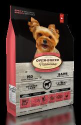 Oven Baked紐西蘭羊肉配方成犬糧5磅 (細粒)