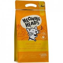 Meowing Heads  - Fat Cat Slim 無穀物全天然成貓體重控制及室內貓配方 1.5kg