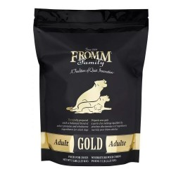 Fromm Gold 金裝 雞+鴨+羊+魚+蔬菜 配方 成犬糧 33lb
