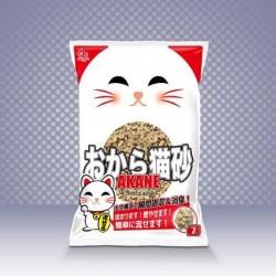 AKANE 日本製強力除臭雙孔豆腐砂 7L x3包