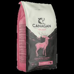 Canagan 無穀物 田園野味 鴨+鹿+兔肉  (全犬及小型犬用)6kg