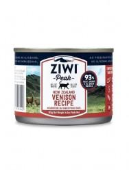 ZiwiPeak巔峰 92%鮮肉貓罐頭-鹿肉185g