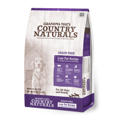 Country Naturals  無穀物防敏高纖全犬種精簡配方 25lb