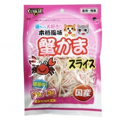 Kuishibo <大胃王>蟹柳片 30+3g