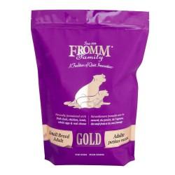 Fromm Gold 金裝 雞+鴨+羊+魚+蔬菜 配方 小型犬糧 15lb