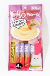 Ciao SC-149 金槍魚+龍蝦醬  綠茶消臭配方 14g (14gx4)