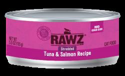 RAWZ 吞拿魚+三文魚 主食罐 5.5oz