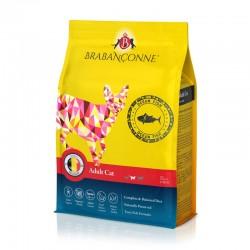 Brabanconne 爸媽寵 成貓魚肉配方 - 2.5kg x2包優惠
