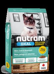 Nutram I19 敏感腸胃及皮膚配方 貓糧 1.13kg