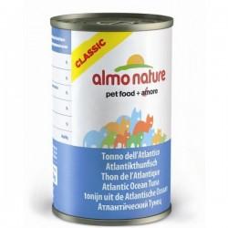 Almo Nature 大西洋吞拿魚 濃湯配方 貓罐頭 140g