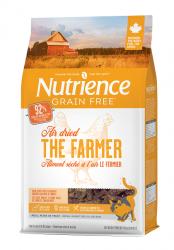 Nutrience 無穀物風乾全貓糧 - 農場風味 雞、火雞及三文魚 (The Farmer) 400g