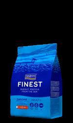 Fish4Dogs 沙甸魚 無麩質低敏配方 (成犬) 12kg (細粒)