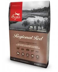 Orijen Regional Red 無穀物 紅肉成犬配方 11.4kg (啡色)