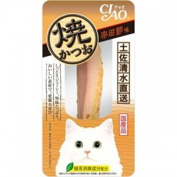CIAO YK-07 燒 鰹魚柳  宗田節味