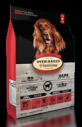 Oven Baked紐西蘭羊肉配方成犬糧25磅 (大粒)