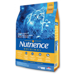 Nutrience 紐翠斯 Original 經典雞肉糙米配  成貓糧 2.5kg (5.5lb)