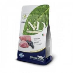 Natural & Delicious 藍莓加羊成貓配方乾糧 5kg