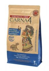 Carna4 無穀物貓糧 4磅 x3包優惠