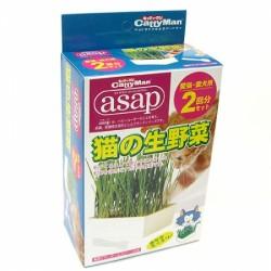 CattyMan 日本貓之生野菜 (新鮮貓草) 2回分