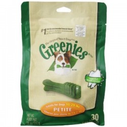 Greenies 潔齒骨 迷你犬18OZ (30條包)