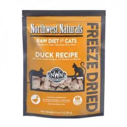 Northwest Naturals 凍乾全貓乾糧 - 鴨肉 113g (4oz) 到期日: 21/Mar/2021