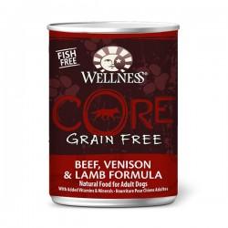 CORE 牛肉、鹿肉拼羊肉﹙無穀物﹚ 12.5oz Wellness