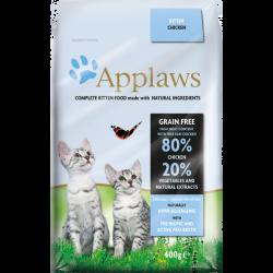 Applaws 全天然無谷物雞肉配方幼貓糧7.5kg