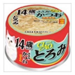 CIAO (14歲) 鰹魚+扇貝味 A-55