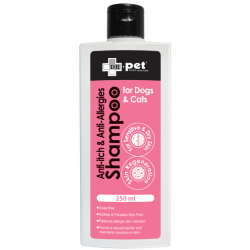 DR. Pet Anti- Allergies For Dogs and Cats 潔毛液 - 保濕止癢防敏感 250ml