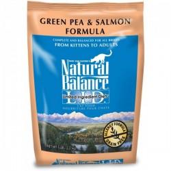NaturalBalance抗敏三文魚豌豆貓糧 L.I.D. Green Pea & Salmon Formula Cat Food10磅