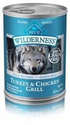 Blue Wilderness 烤火雞+雞肉罐頭 12.5oz