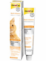 GIMPET 多種(12種)維他命牛奶味軟膏100g