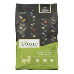 Nature's Logic 自然邏輯 火雞肉 全貓糧 7.7磅 x2包優惠