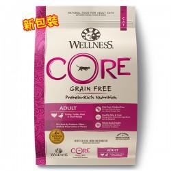 Wellness CORE 火雞拼鴨肉配方(無穀物) 11磅 x6包