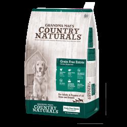 Country Naturals 無穀物白鮭魚雞肉 低糖全犬種配方 Grain Free Formula 4磅