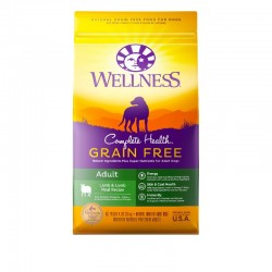 Wellness Complete Health 成犬無穀物羊肉配方 狗乾糧 4磅