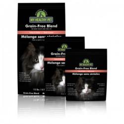 Holistic Blend 全貓種火雞、雞、阿麻籽無穀物配方7.5磅