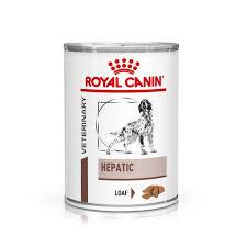 [凡購買處方用品, 訂單滿$500或以上可享免費送貨]  Royal Canin - Hepatic (HF16) 肝臟處方 狗罐頭 420g x12罐原箱