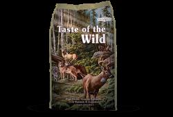 Taste of the Wild 無穀物 鹿肉+鷹嘴豆配方 成犬糧 Pine Forest Canine Recipe  28lb