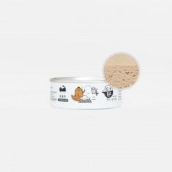 喵皇奴 貓主食罐 - 台灣雞肉+挪威三文魚 80g x24罐優惠